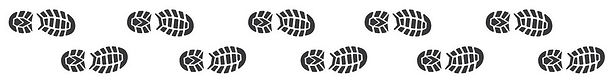 sport-shoe-footprints-walking-away-with-