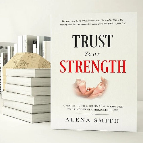 Trust Your Strength Paper Back