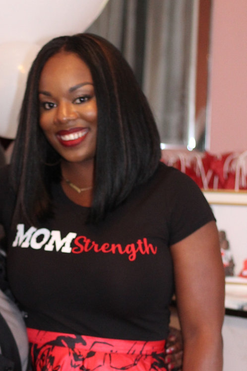 MOM Strength T-Shirt