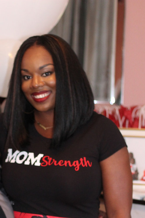 Mom Strength T-Shirt