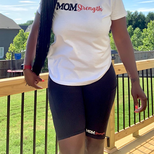 MomStrength  Highwaist  Shorts
