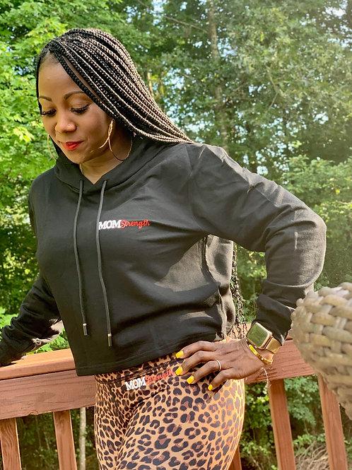 High Waist Leopard