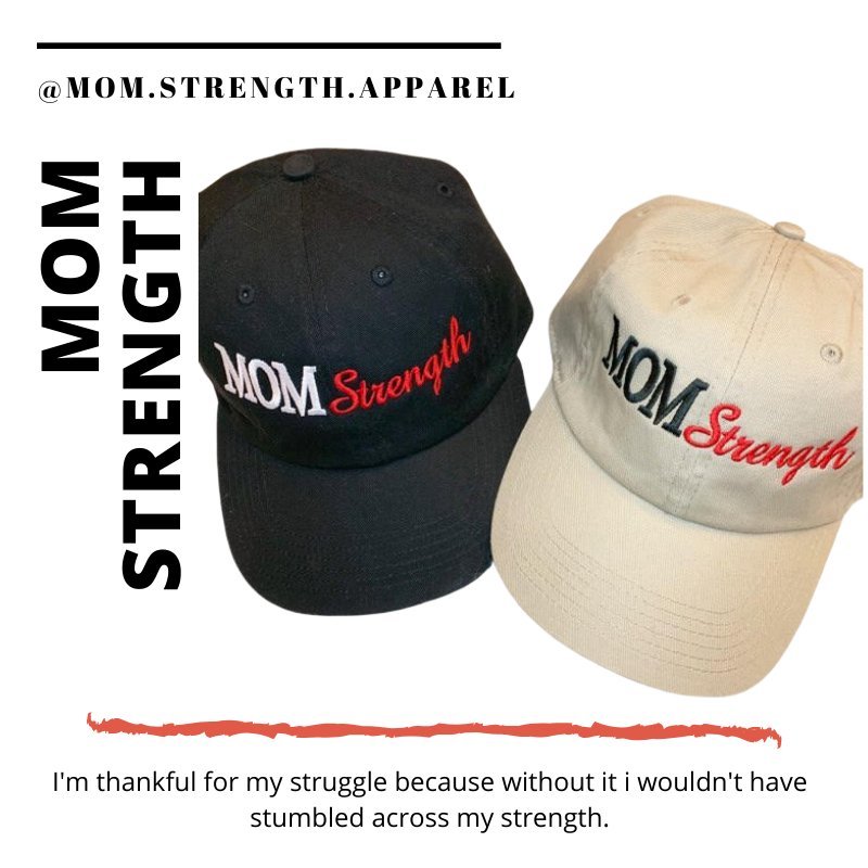 MOM STRENGTH Hats.png