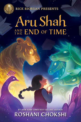REVIEWS: Aru Shah and the End of Time and Percy Jackson and the Lightning Thief