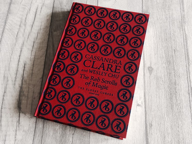 REVIEW: Red Scrolls of Magic by Cassandra Clare