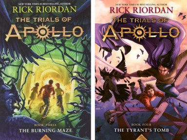 REVIEW: Trials of Apollo: Part Two