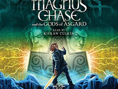 REVIEW: Magnus Chase and the Hammer of Thor by Rick Riordan