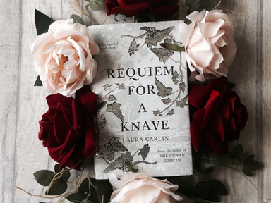 REVIEW: Reqiuem For A Knave by Laura Carlin
