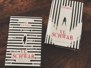 REVIEW: Vicious & Vengeful by V.E Schwab