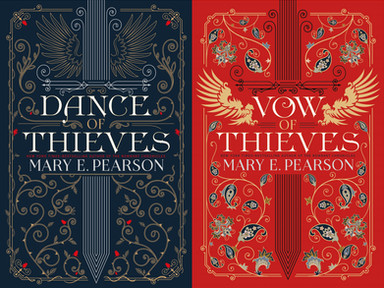 REVIEW: Dance of Thieves & Vow of Thieves by Mary E. Pearson