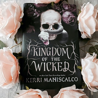 REVIEW: Kingdom of the Wicked by Kerri Maniscalco