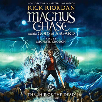 REVIEW: Magnus Chase and the Ship of the Dead by Rick Riordan
