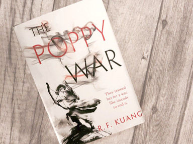 REVIEW: The Poppy War by R.F Kuang