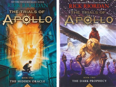 REVIEW: Trials of Apollo: Part One.