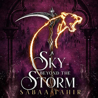 REVIEW: A Sky Beyond The Storm by Sabaa Tahir