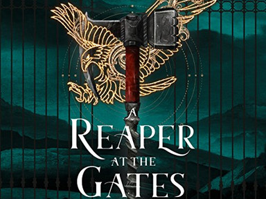 REVIEW: A Reaper at The Gates by Sabaa Tahir