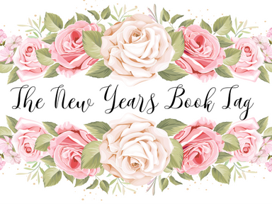 TAG: The New Year's Book Tag 2021