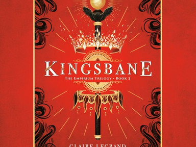 REVIEW: Kingsbane by Claire Legrand