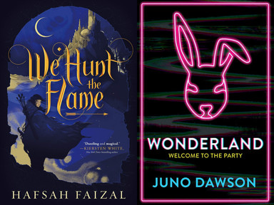 REVIEW: We Hunt the Flame and Wonderland