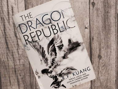 REVIEW: The Dragon Republic by R.F Kuang