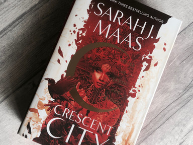 REVIEW: House of Earth and Blood by Sarah J. Maas