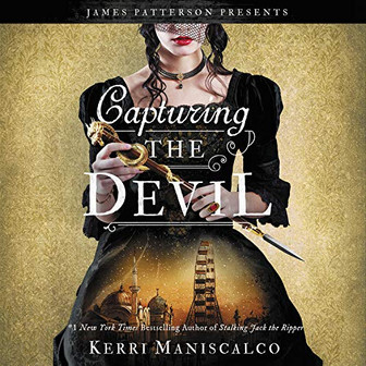 REVIEW: Capturing the Devil by Kerri Maniscalco.