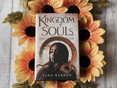 REVIEW: Kingdom of Souls by Rena Baron