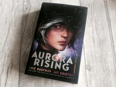 REVIEW: Aurora Rising by Amie Kaufman&Jay Kristoff ✨