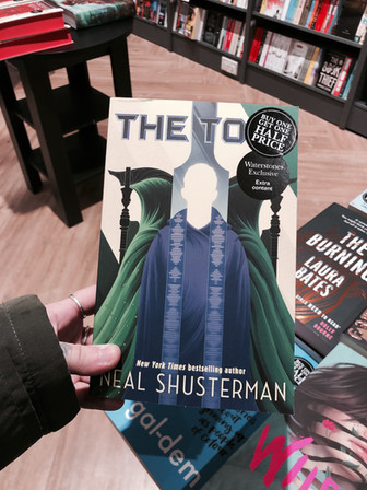 REVIEW: The Toll by Neal Shusterman