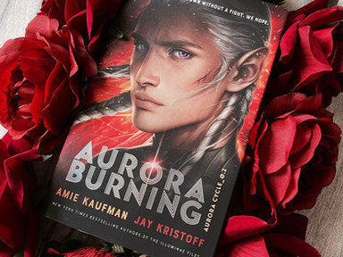 REVIEW: Aurora Burning by Jay Kristoff and Amie Kaufman