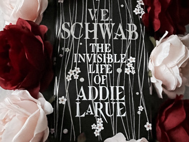 REVIEW: The Invisible Life of Addie Larue by V.E Schwab
