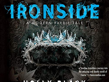 REVIEW: Ironside by Holly Black