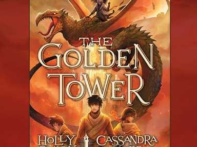 REVIEW: The Golden Tower by Cassandra Clare and Holly Black