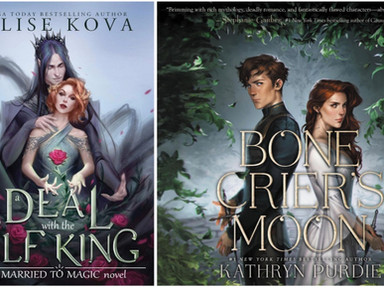REVIEW: A Deal With The Elf King & Bone Crier's Moon.