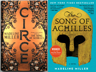 REVIEW: Circe and Song of Achilles by Madeline Miller.