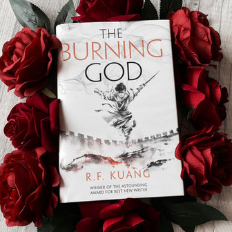 REVIEW: The Burning God by R.F Kuang