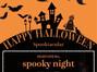 10/31(日)『spooky night』出演のお知らせ