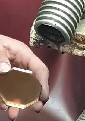 fabrication medaillon 1