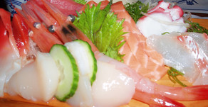 Hong Kong: A Mouthful of Nigiri