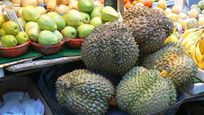 Hong Kong: Durian - The King of Fruits