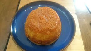 Steamed Golden Syrup Sponge Pudding Recipe