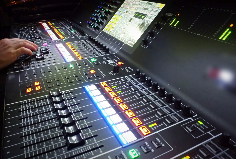 audio-mixer-mixing-board-fader-and-knobs