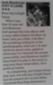 Jack Blackman Review Maverick