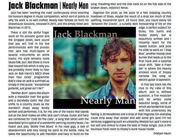 Jack Blackman Review Slap