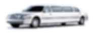 SJ Sedan and Limousine Service White Stretch Limousine