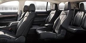 Lincoln MKT - SJ Sedan and Sedan Limousine Large Sedan