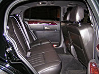 SJ Sedan and Limousine Service Lincoln Town Car
