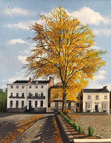 Beauchamp Hill, Leamington Spa Autumn 2019