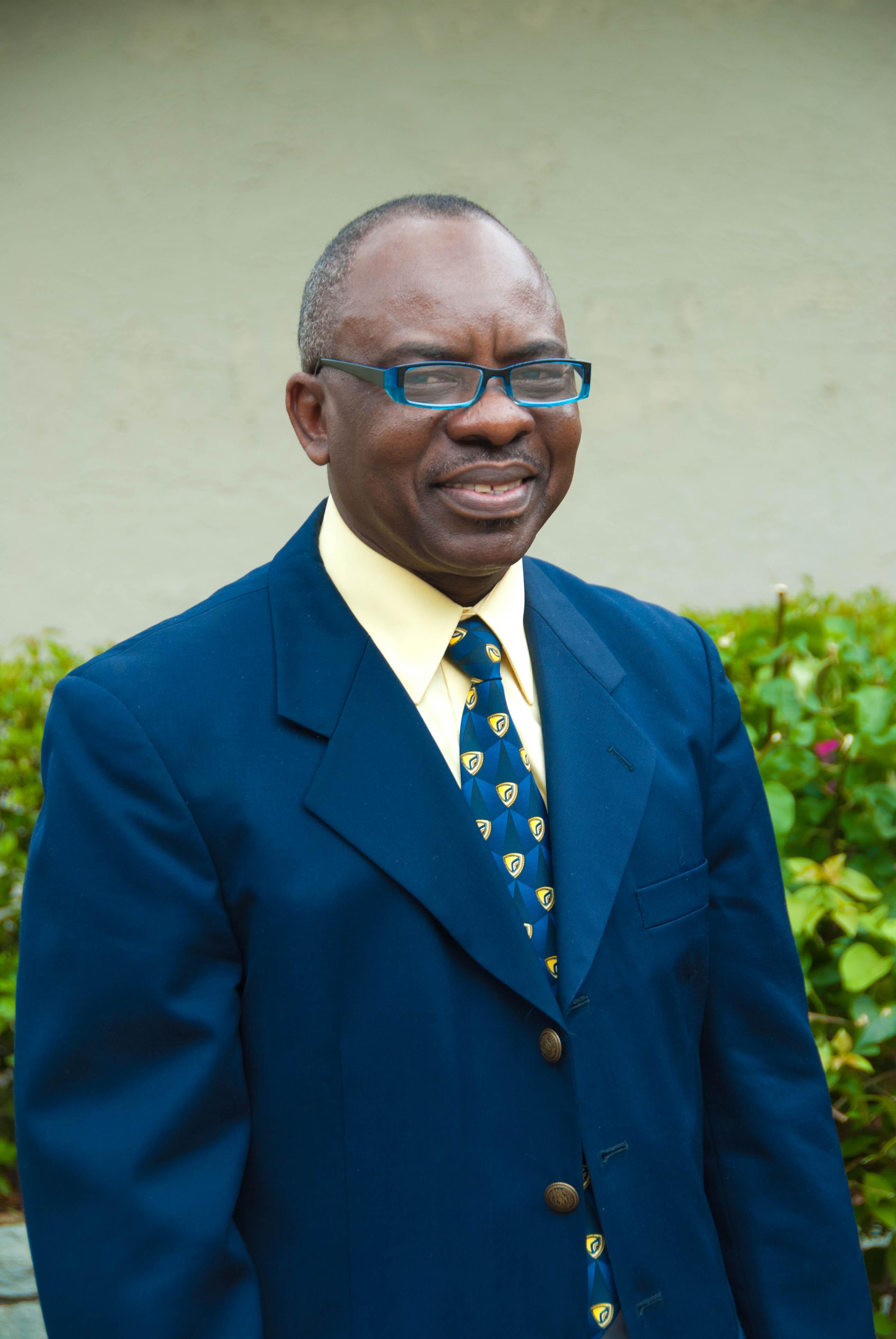 Pastor Caleb Bonami
