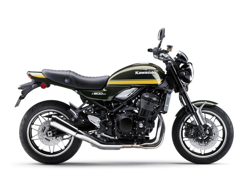 Kawasaki z900rs motorcycle